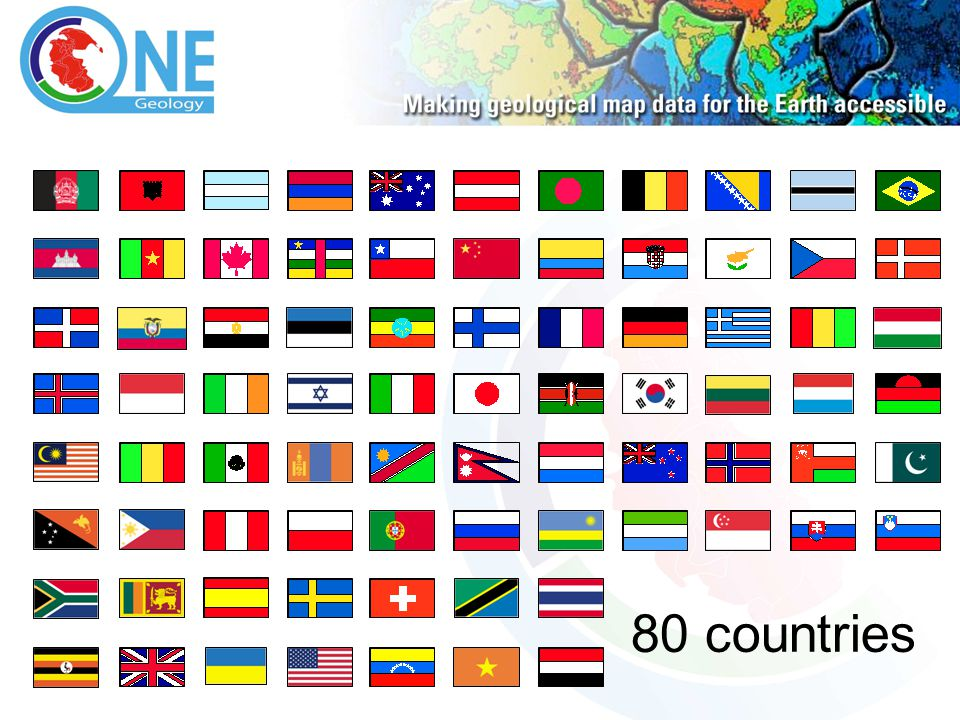 80 countries