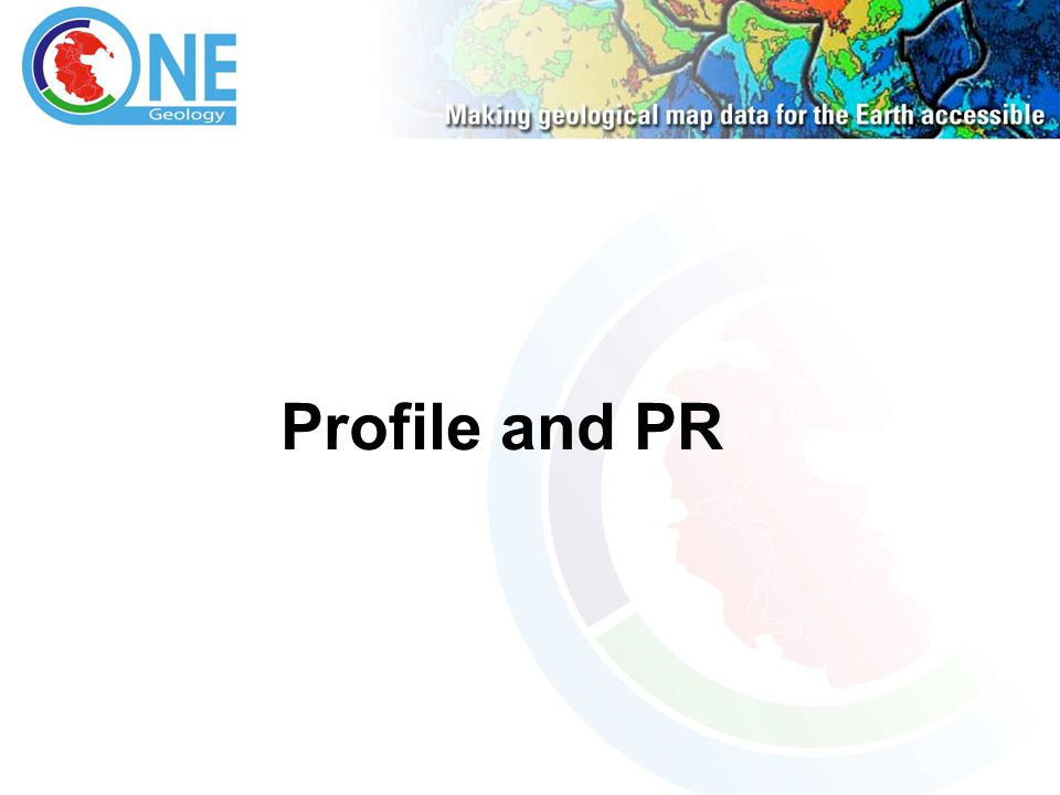 Profile and PR