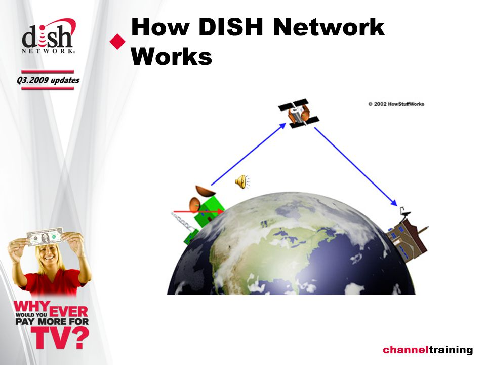 channeltraining How DISH Network Works