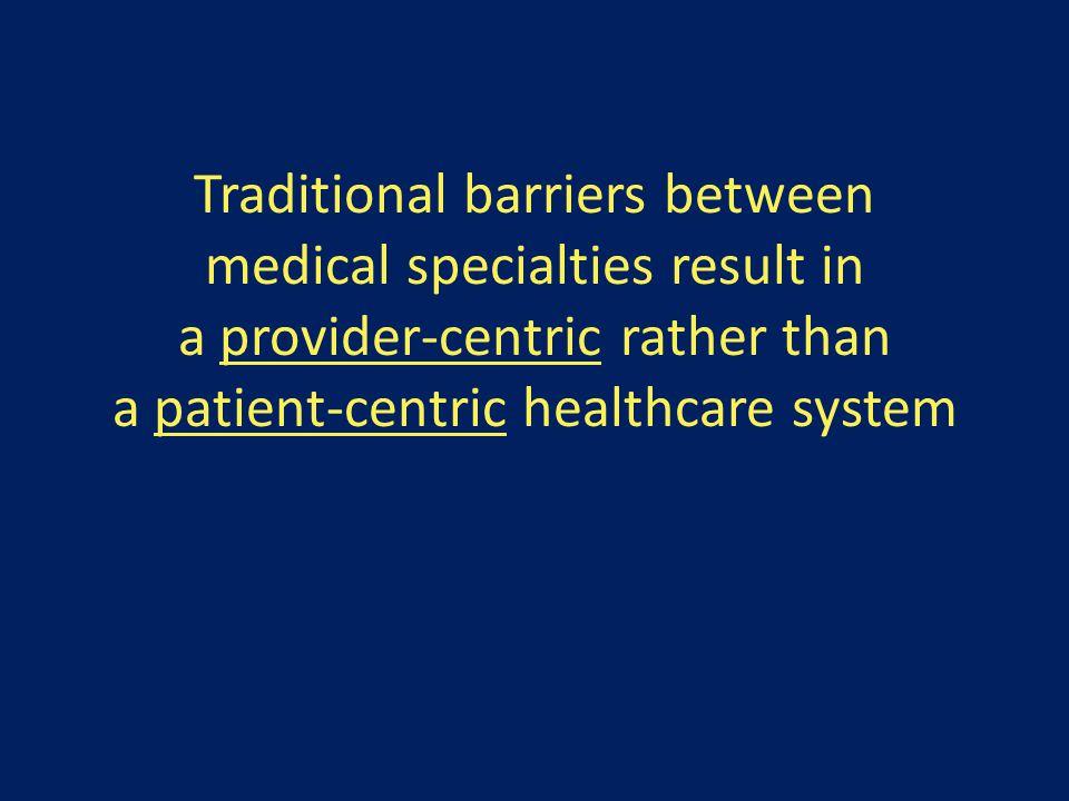 For Providers: Win-Win For Patients: Win Win-Win-Win
