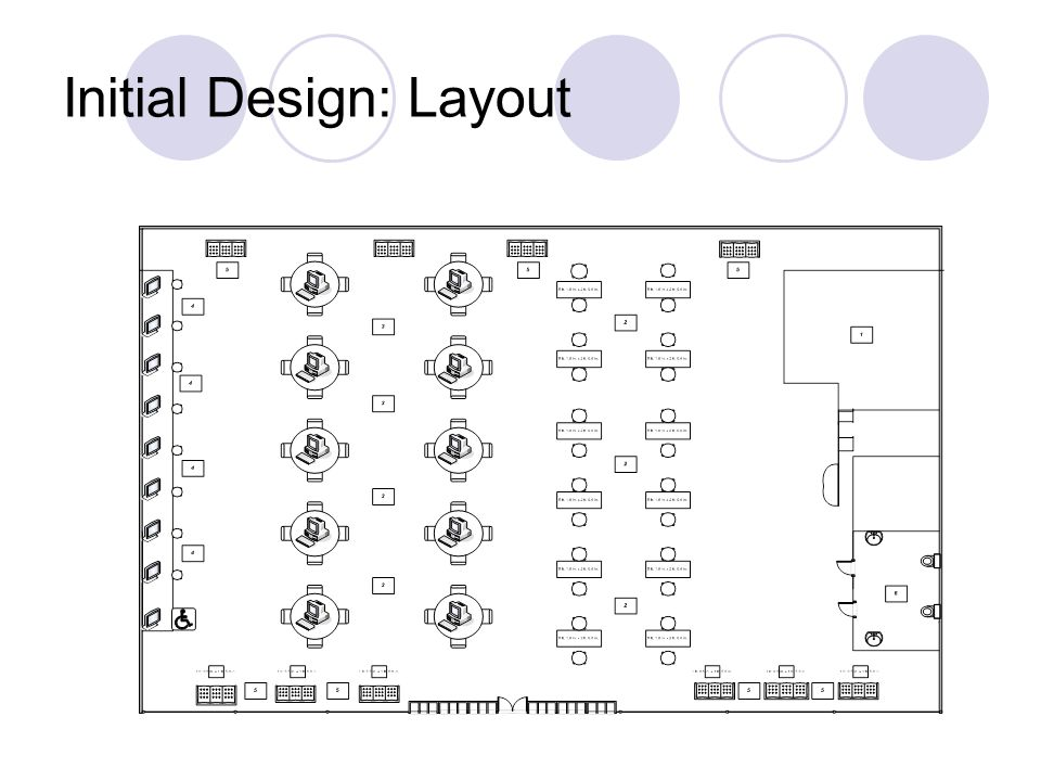 Initial Design: Layout