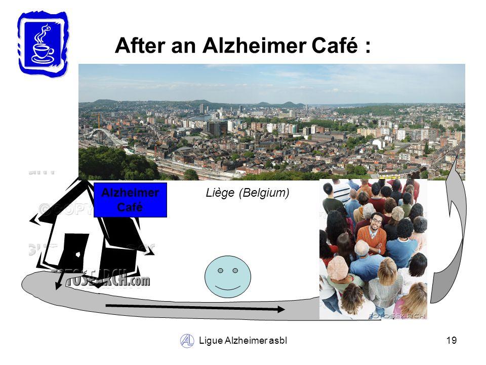 Ligue Alzheimer asbl19 After an Alzheimer Café : Alzheimer Café Liège (Belgium)