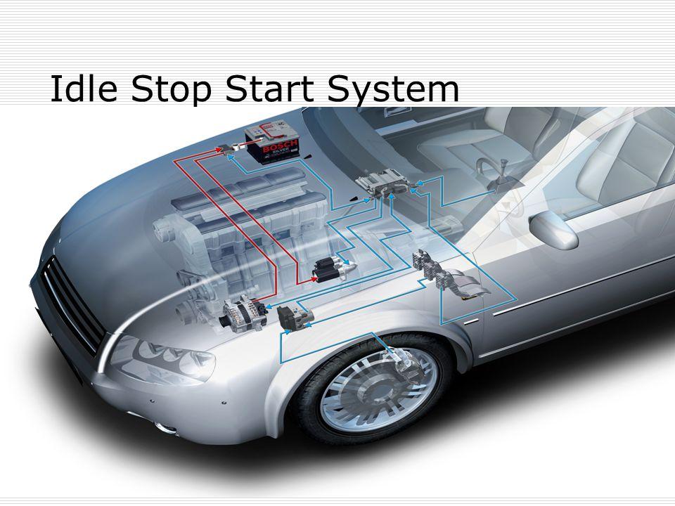 ICF International Inc.21 Idle Stop Start System