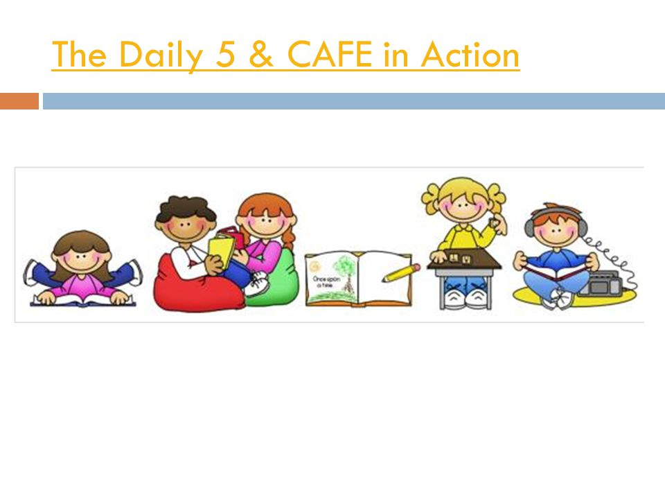 What sets The Daily Five Apart.For Teachers….