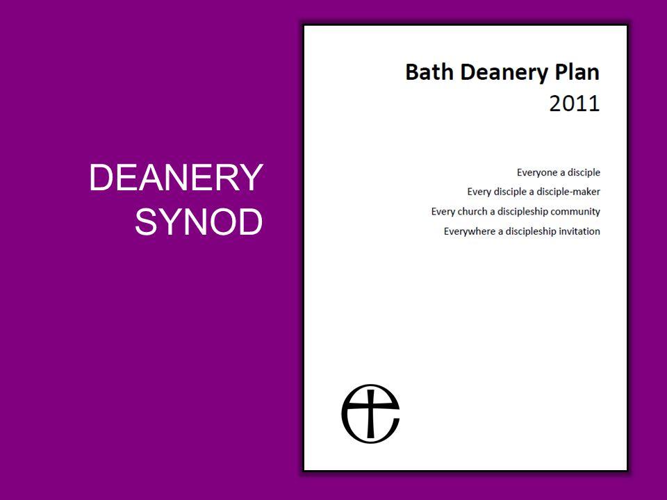 DEANERY SYNOD
