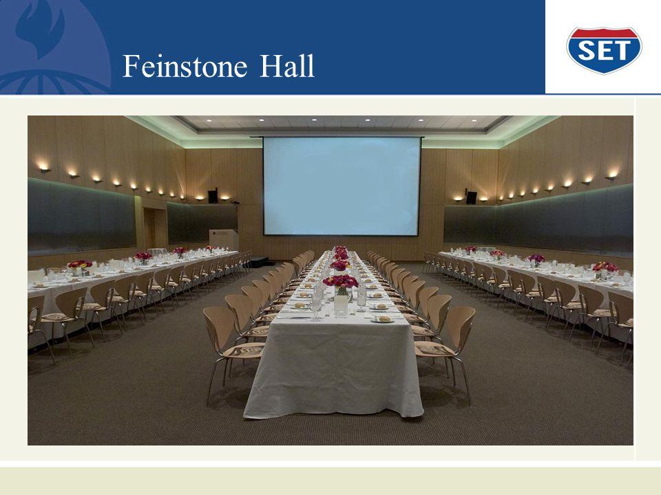 Feinstone Hall