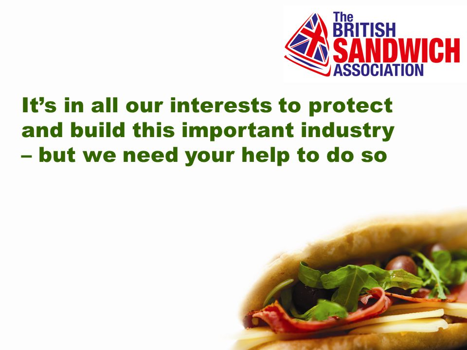 Its in all our interests to protect and build this important industry – but we need your help to do so