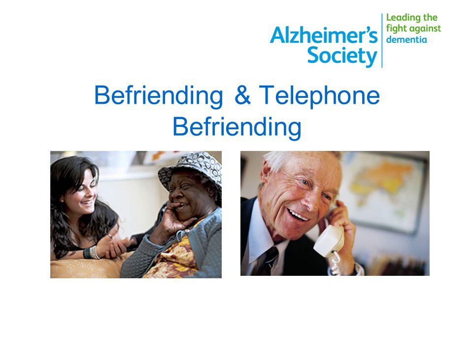 Befriending & Telephone Befriending