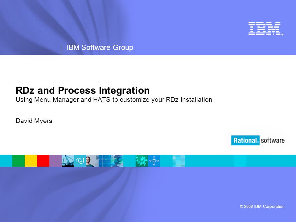 IBM Software Group   Rational software 2 What is process integration?.
