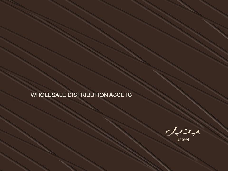 WHOLESALE DISTRIBUTION ASSETS