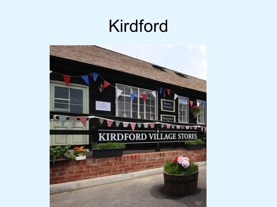 Kirdford