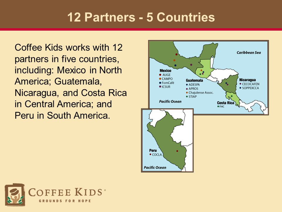 Coffee and Poverty Coffee farmers earn as little as 4 cents per pound for coffee they pick by hand.