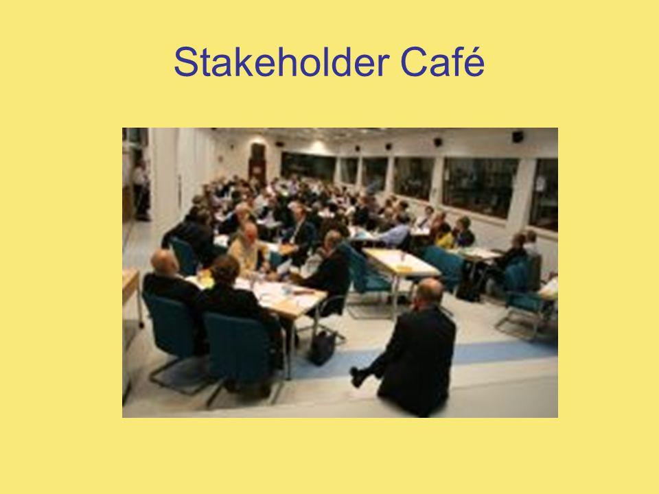 Stakeholder Café