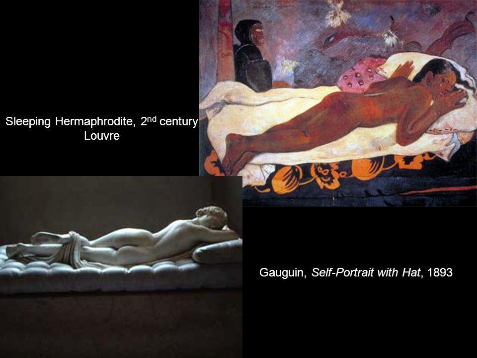 Sleeping Hermaphrodite, 2 nd century Louvre