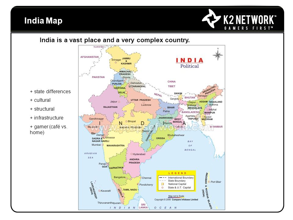 India Map India is a vast place and a very complex country.