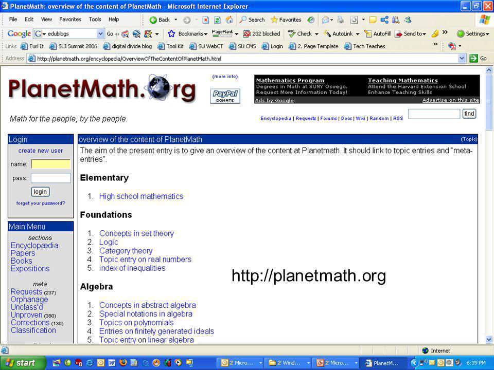 http://planetmath.org