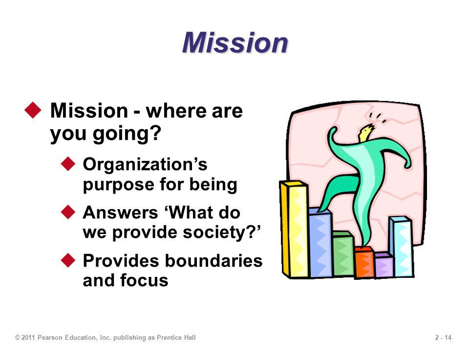 2 - 14© 2011 Pearson Education, Inc.