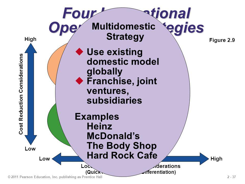 2 - 37© 2011 Pearson Education, Inc.