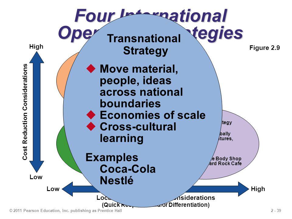 2 - 39© 2011 Pearson Education, Inc.