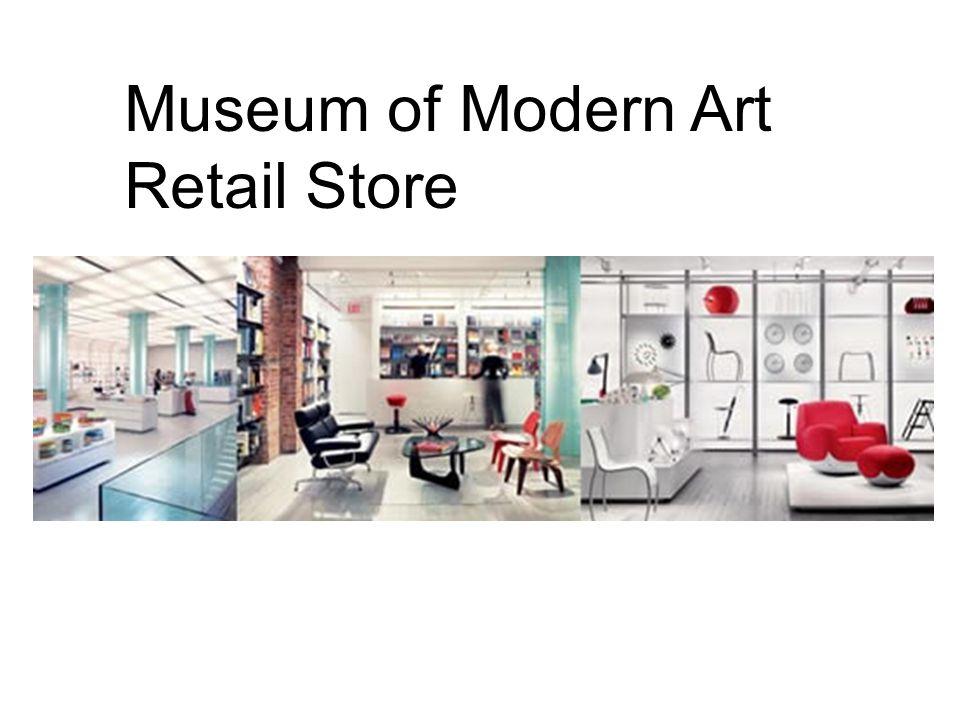 Museum of Modern Art Retail Store