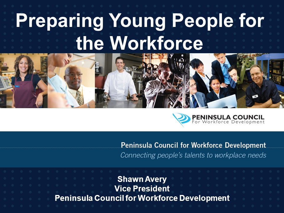 Overview Workforce Development and PCFWD Workforce Challenges and the needs of the region and business community Programs to develop the emerging workforce