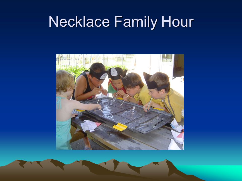 Necklace Family Hour
