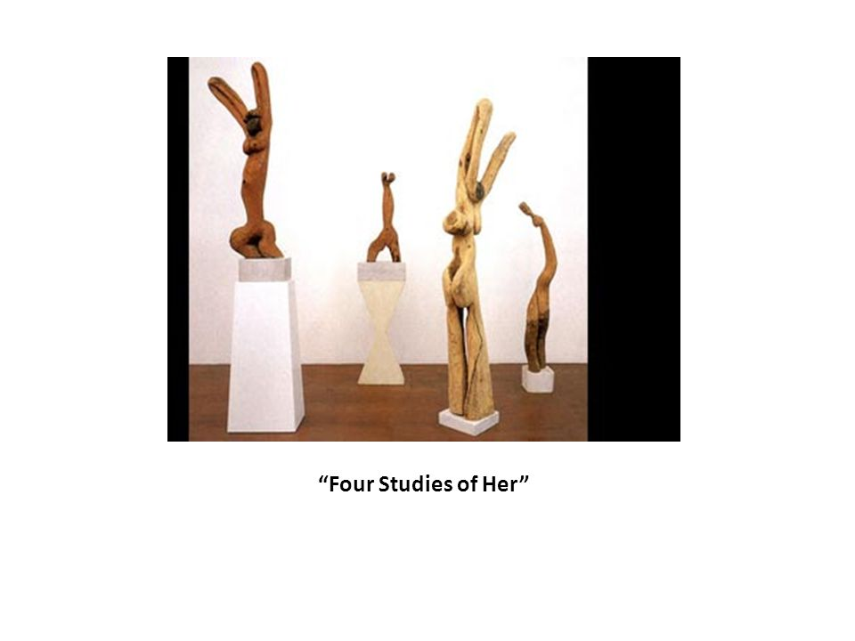 Four Studies of Her