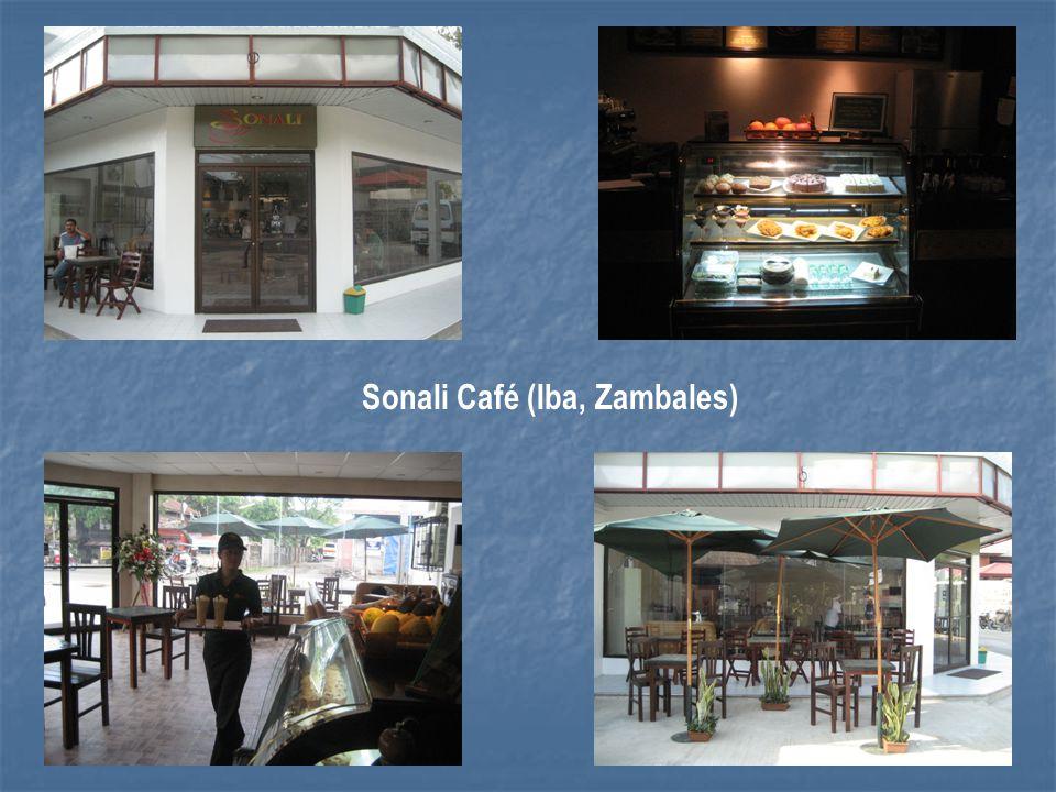 Sonali Café (Iba, Zambales)