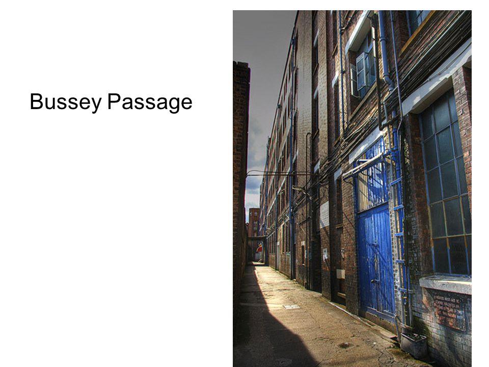 Bussey Passage