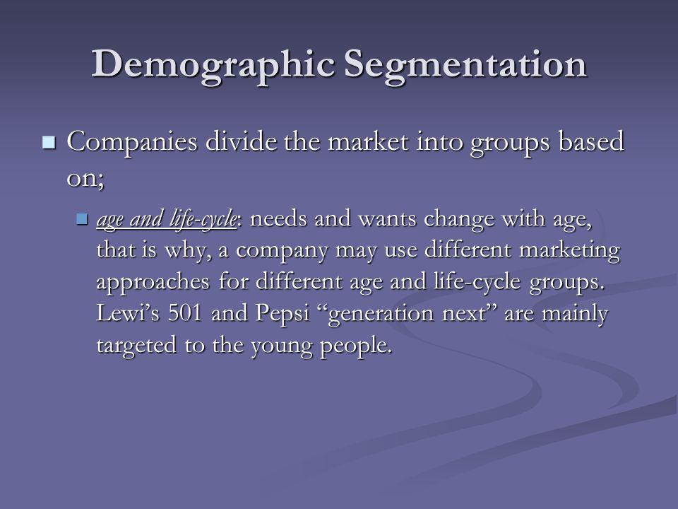 Company marketing mix Market Co.marketing mix1 Co.