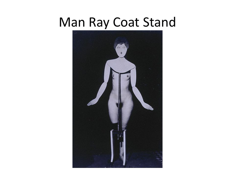 Man Ray Coat Stand