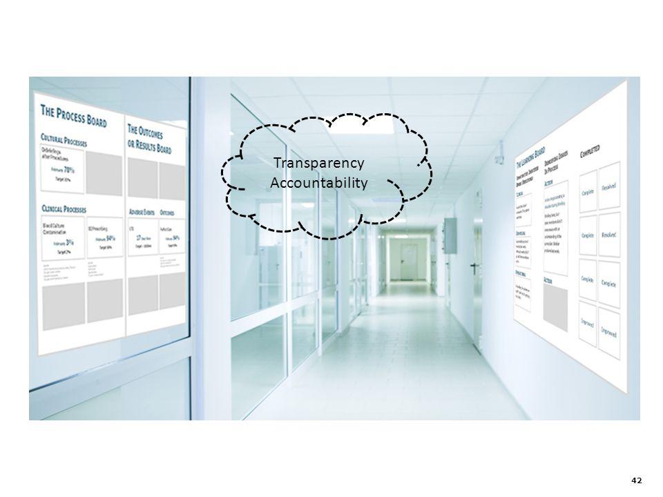 42 Transparency Accountability