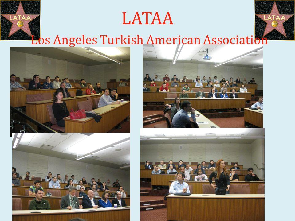 LATAA Los Angeles Turkish American Association