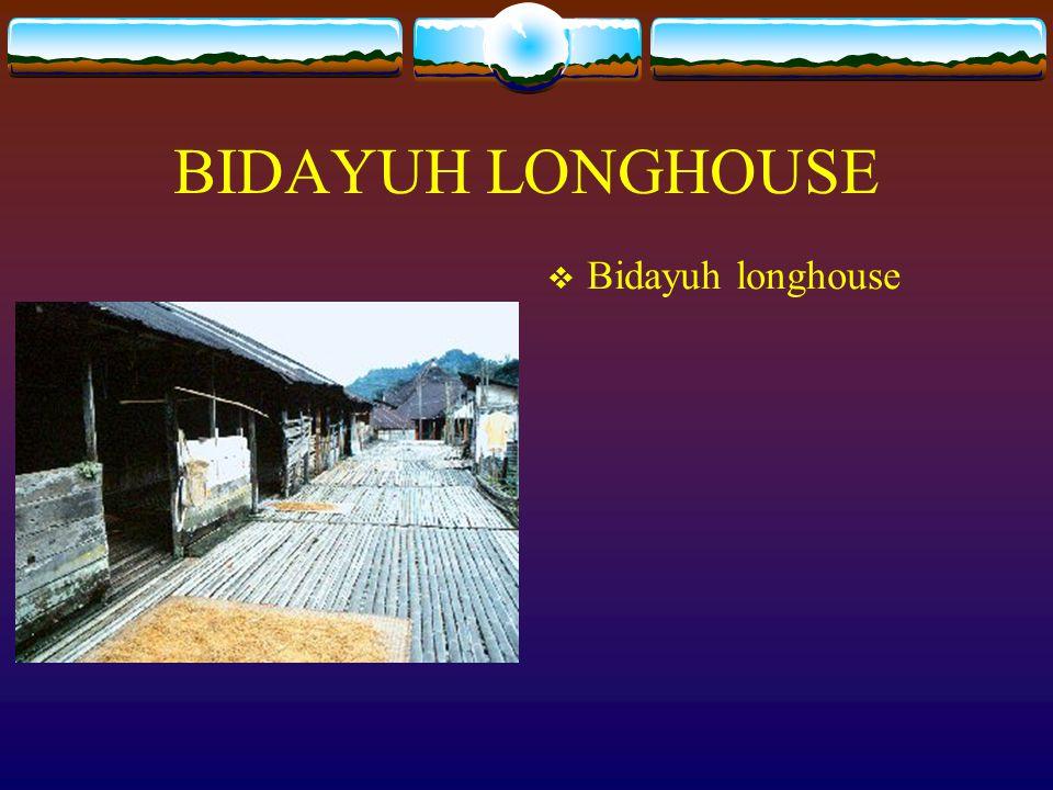 KUDAT LONGHOUSE Kudat longhouse