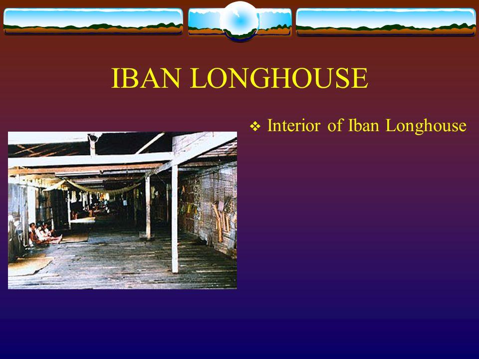IBAN LONGHOUSE