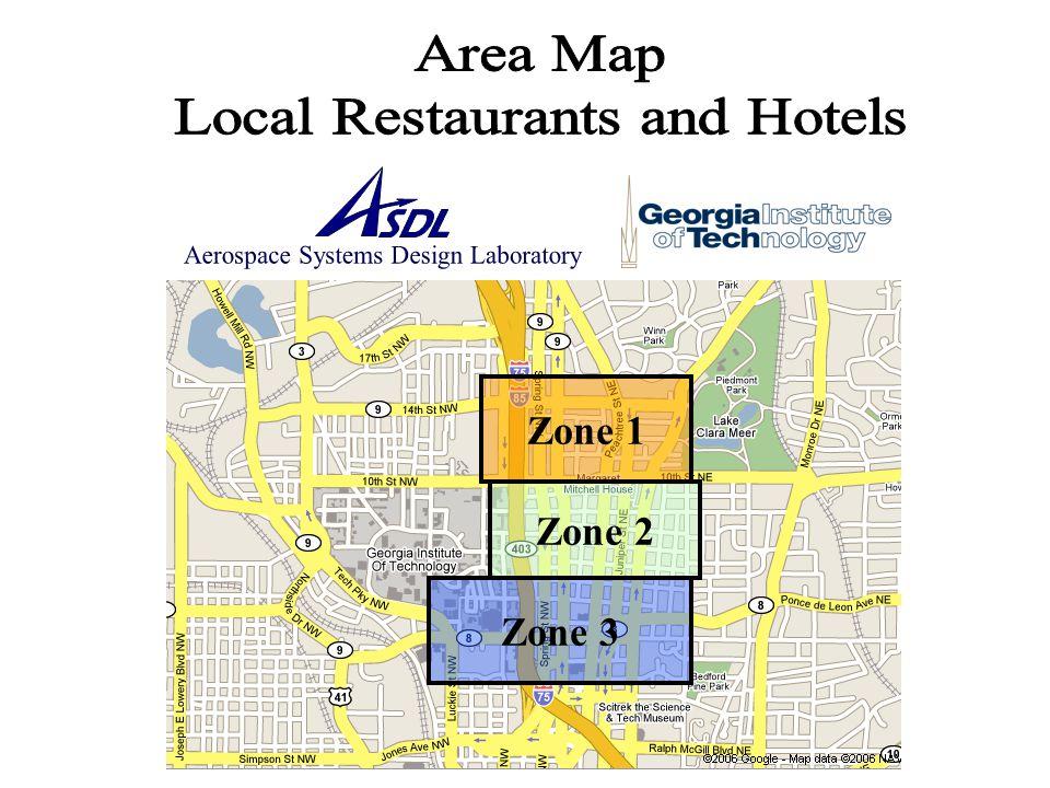 Zone 1 Zone 2 Zone 3