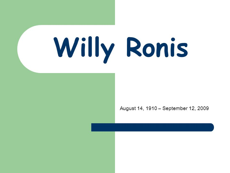 Early life Ronis was born in Paris; his father was a Jewish refugee from Odessa, and his mother was a refugee from Lithuania, both escaped from the pogroms.