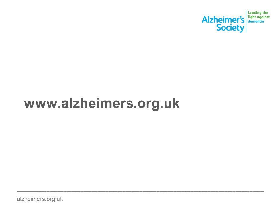 www.alzheimers.org.uk ________________________________________________________________________________________ alzheimers.org.uk