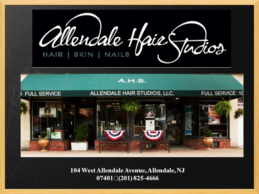 104 West Allendale Avenue, Allendale, NJ (201)