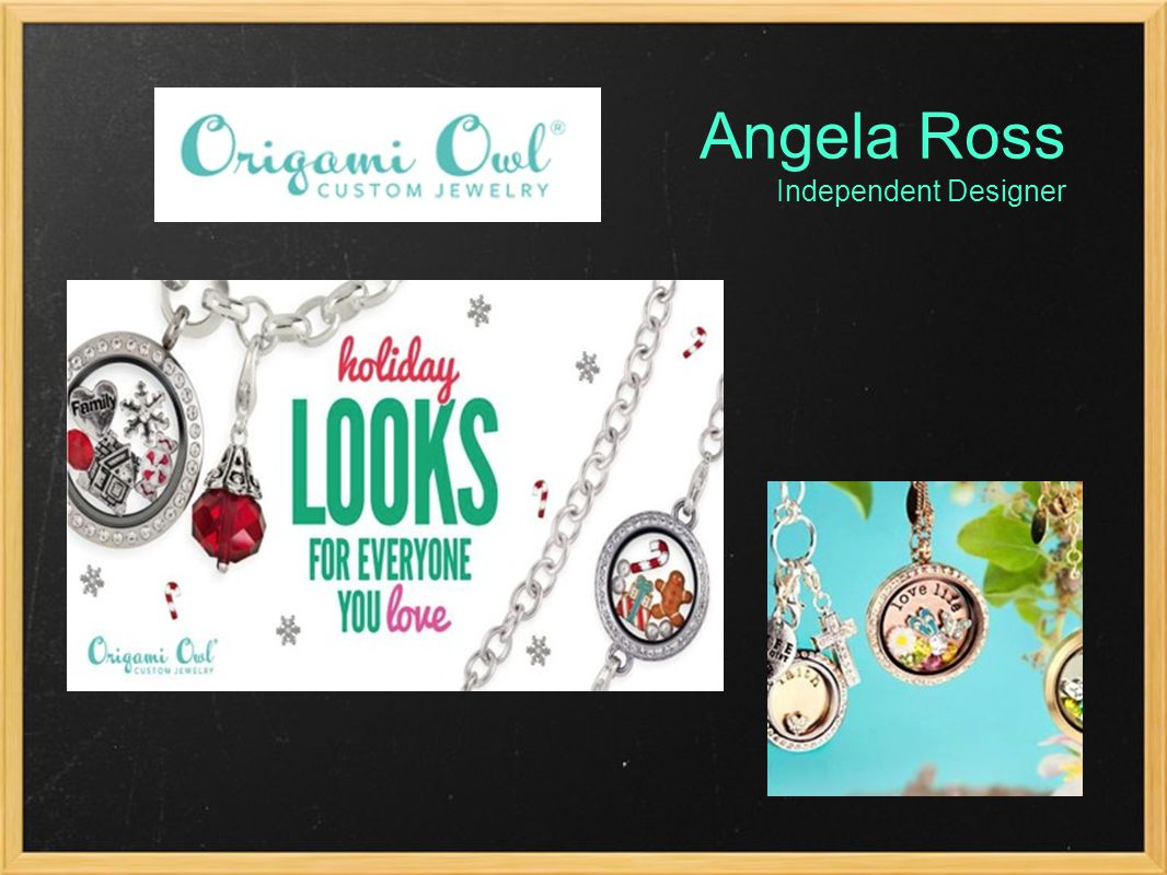 Angela Ross Independent Designer
