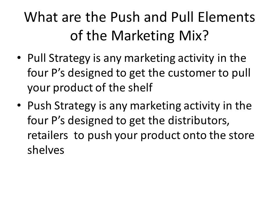 What are characteristics of a good market segment.