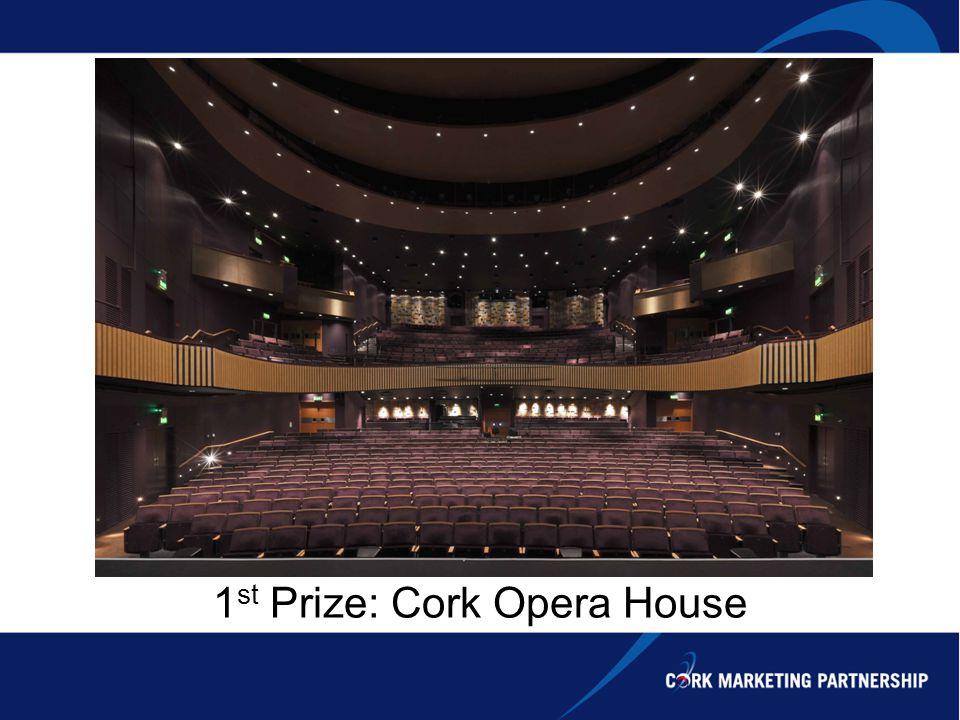 1 st Prize: Cork Opera House