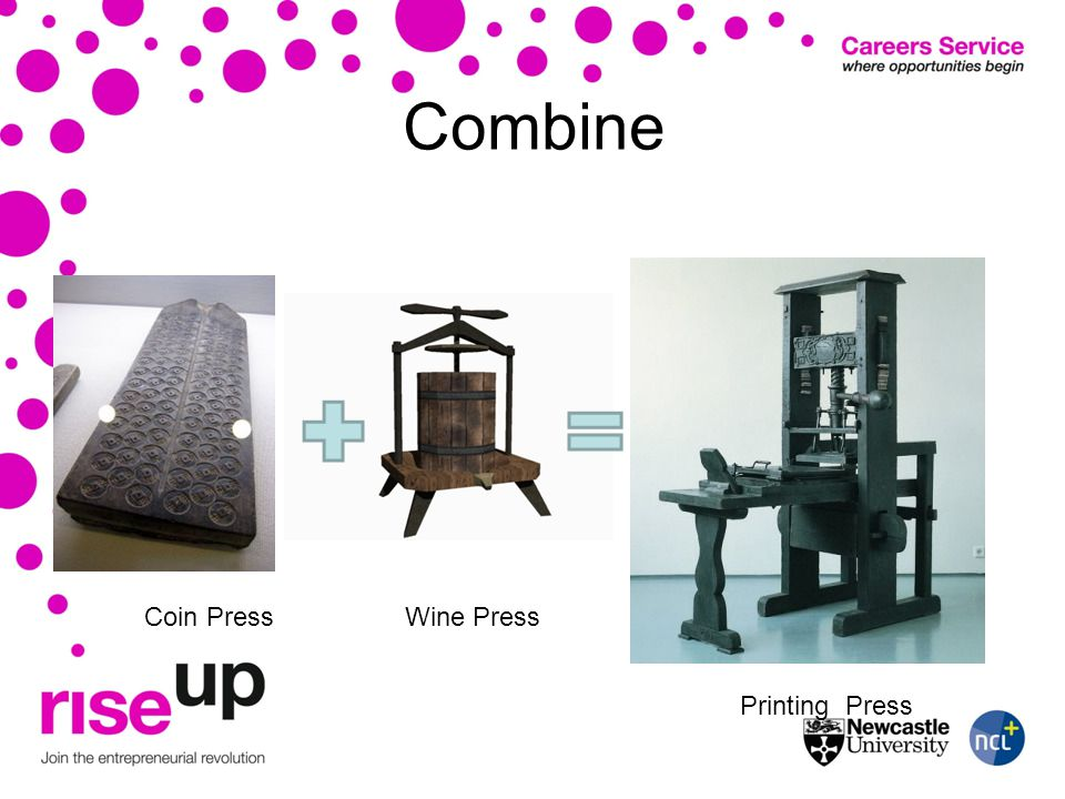 Coin PressWine Press Printing Press