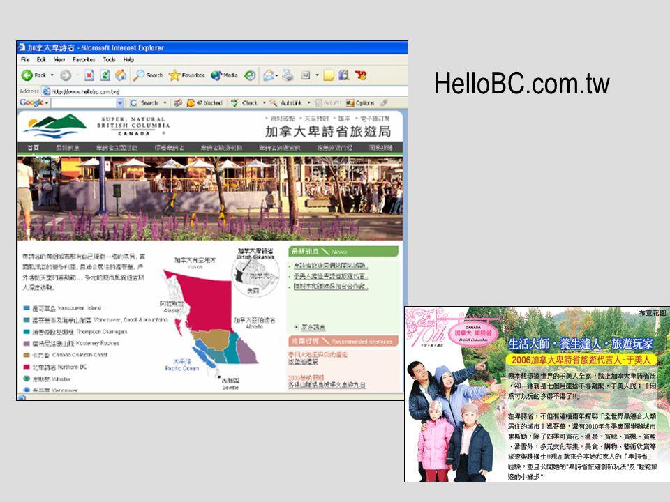 HelloBC.com.tw