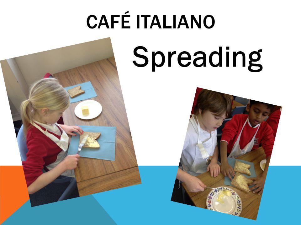 CAFÉ ITALIANO Spreading