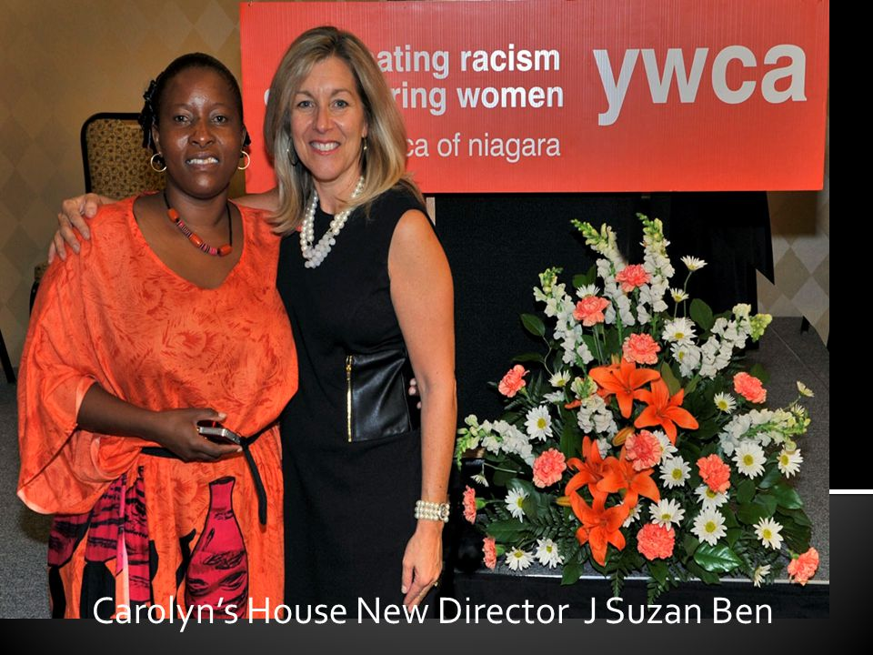 Carolyns House New Director J Suzan Ben