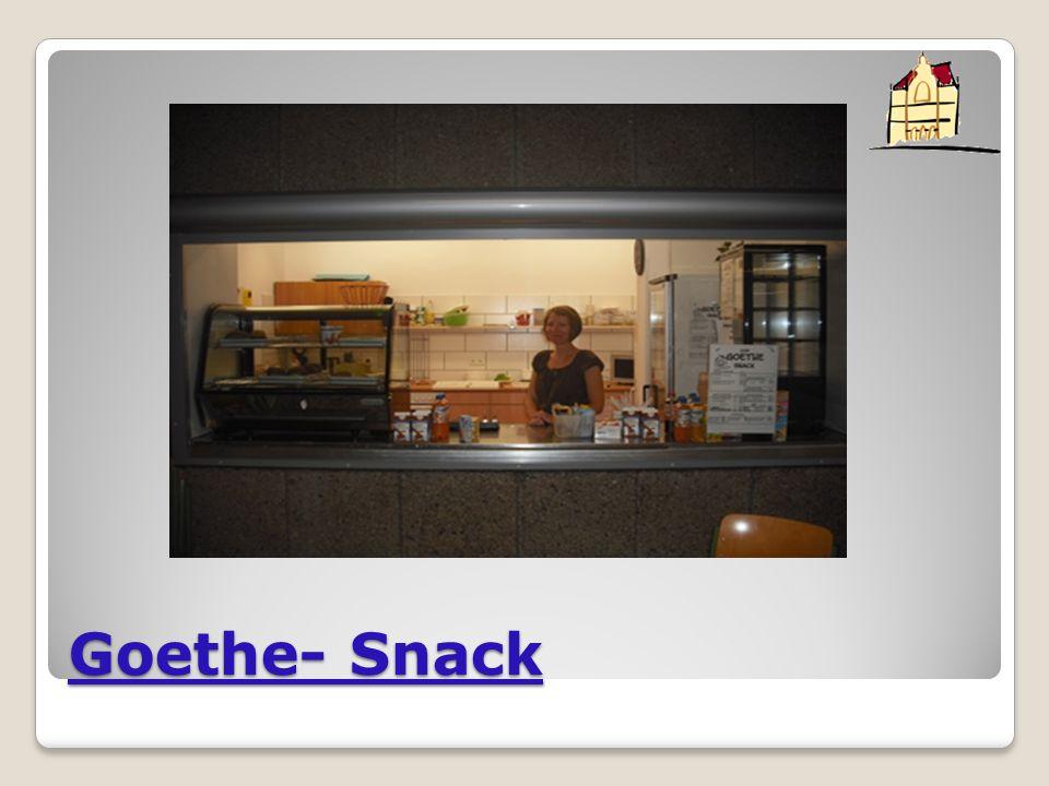 Goethe- Snack