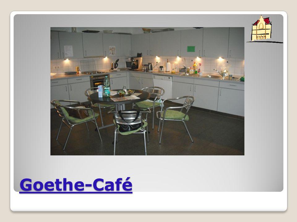 Goethe-Café