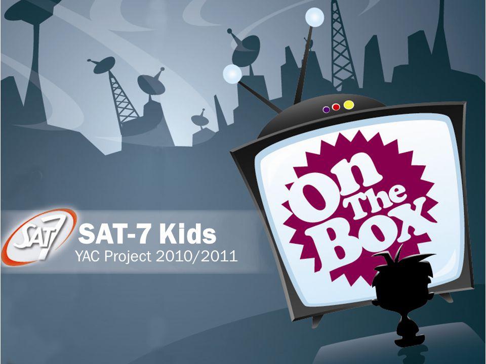 SAT-7 Kids YAC Project 2010/2011
