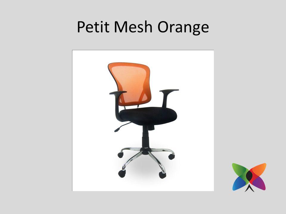 Petit Mesh Orange
